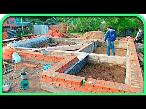 Строим дом сами строим своими руками
