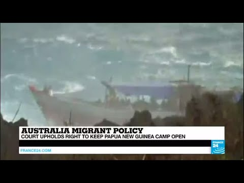 Australia: Court upholds right to keep Papua New Guinea camp open