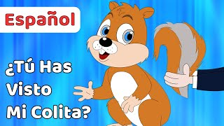 ¿Tú Has Visto Mi Colita? Alvin y las ardillas | FunForKidsTV Canciones Infantiles YouTube Videos