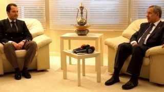 Başbakan Yardımcısı Bülent Arınç Prof. Dr. Necmettin Erbakan Vakfını Ziyaret Etti