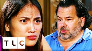 Big Ed Wants Rose To Take An STD Test! | 90 Day Fiancé: Before The 90 Days