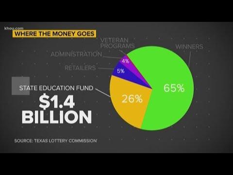 Winning $15 75 million Lotto Texas ticket sold in north Houston