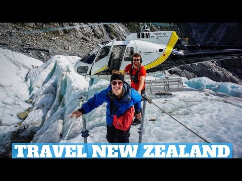 New Zealand Road Trip For 24 Days