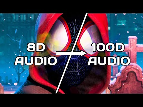 Post malone,swae lee-sun flower(100d audio)[spider-man:in to the spider-verse]use headphones mp3