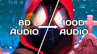 Post Malone,Swae Lee-Sun Flower(100D Audio)[Spider-Man:in to The Spider-Verse]Use HeadPhones🎧