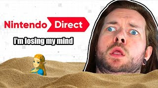 No Nintendo Direct in so long that i'm losing my mind