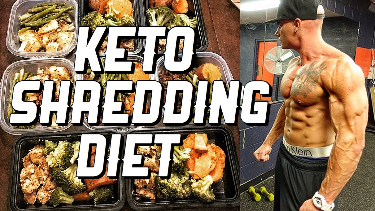keto diet meal plan bodybuilding