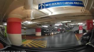 香港泊車好去處 - 海濱廣場停車場 (入)