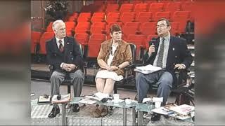 Siyaset Meydanı (1999) 2. Bölüm (Necip Hablemitoğlu, Türkan Saylan)