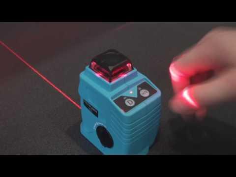 Лазерный уровень (нивелир) INSTRUMAX 360. Видео обзор.