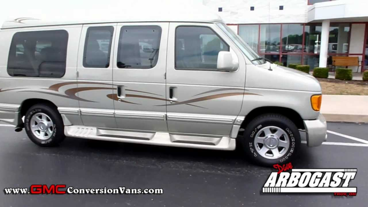 Used 2006 Ford E-150 Hi-Top Conversion Van | Dave Arbogast ...