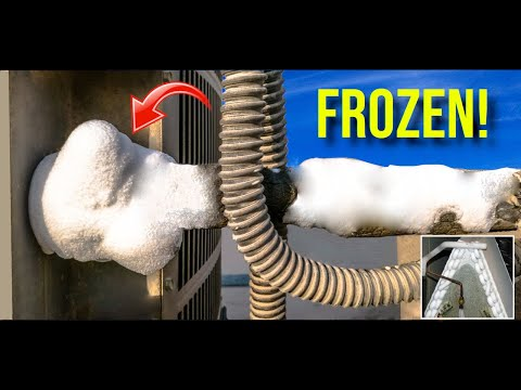 central-air-a/c-pipes-&-evaporator-freezing-up(blower-wheel-failure)