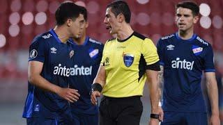 River vs Nacional Copa libertadores 2020 - VAR  polémico🥅⚽😬💥