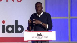 Rawle Curtis, R/GA on HTML5 Implementation from Creative, at 2015 IAB Ad Operations Summit