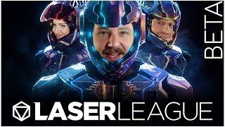 Laser League angezockt mit Lara & aSmoogl [Beta Wochenende 15.-17.12]