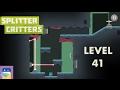 Splitter Critters: World 5, New Level 41 Walkthrough iOS iPad (by RAC7 Games)