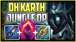 HOW TO PLAY KARTHUS JUNGLE | Best Build & Runes | Karthus Commentary Guide - League of Legends