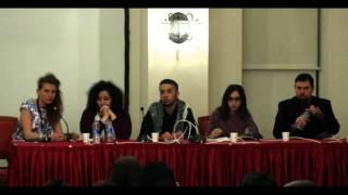 Social Activism Panel | AMENDS 2015
