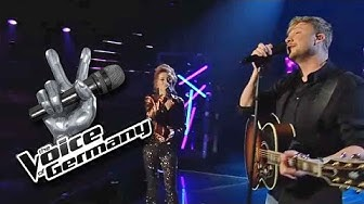 Samu Haber und Natia Todua - I Help You Hate Me | The Voice of Germany | Finale