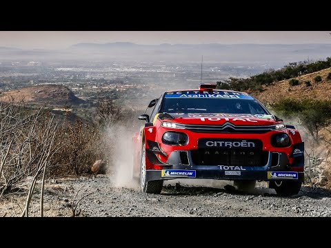 Ogier y Citroen se quedaron con todo en el Rally de Mexico - WRC