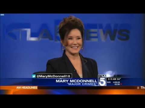 Mary McDonnell Talks