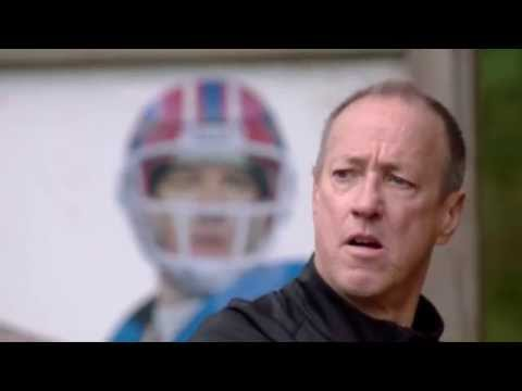 Jim Kelly Delivers a Golden Football To His Rival HS | Super Bowl High School Honor Roll | NFL