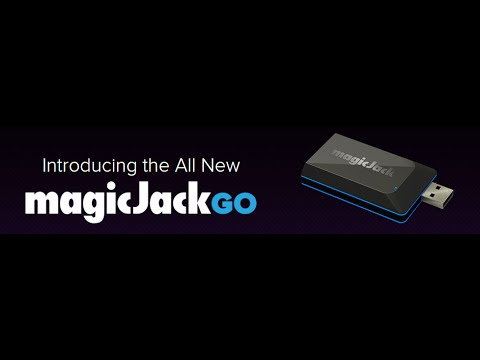 magicjackgo unboxing and initial connection magicjack
