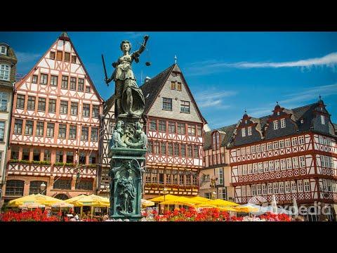 Frankfurt City Video Guide   Expedia