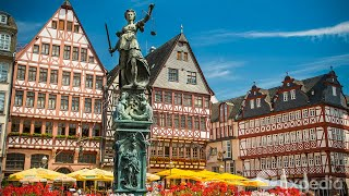 Frankfurt City Video Guide | Expedia