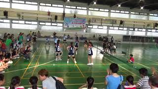 Publication Date: 2018-04-29 | Video Title: 2017/2018 軟式排球聯校賽  女A 培正A VS 聖