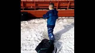 Dance at Ski Resort with VIRGIN FM 104.9 Part One