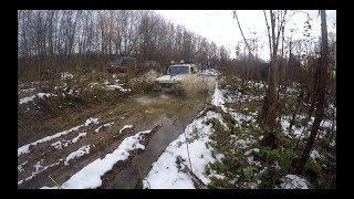 Уаз Нива Jeep Квадроцикл Бездорожье 4Х4 Покатушки по грязи