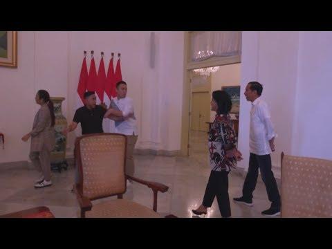 Soimah, Ramzi & Gilang Kaget Disapa Presiden Jokowi dan Ibu Iriana #DangdutanBarengPresiden