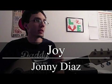 Joy - Jonny Diaz (Guitar Tutorial)