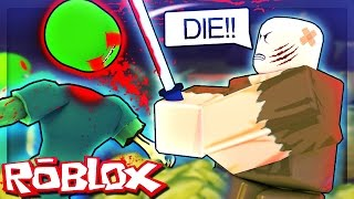 ESCAPING THE ZOMBIE APOCALYPSE IN ROBLOX (Apocalypse Rising)