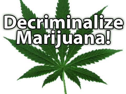 Decriminalize Marijuana! - YouTube