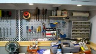 New Cabinets, New Workshop!
