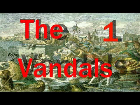 The Vandals Part 1: When the world Stopped Making Sense Mod CK2