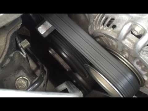 Banda de Honda Civic hace Ruido - YouTube