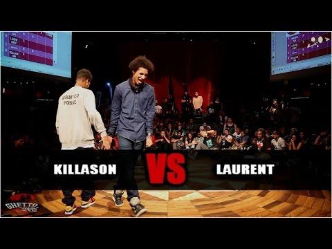 Laurent VS Killason - pool 1 - GS FUSION CONCEPT WORLD FINAL | HKEYFILMS
