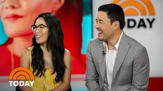 ali-wong-and-randall-park-dish-on-always-be-my-maybe-today