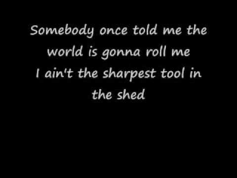 Smash Mouth - All Star (Lyrics)