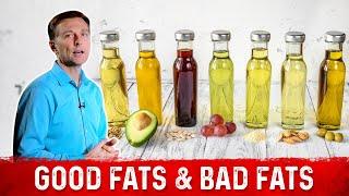 Good Fats & Bad Fats