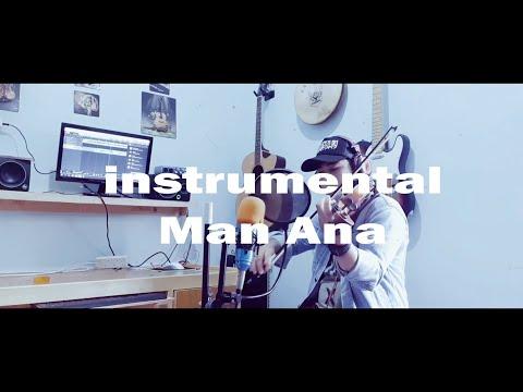 Man Ana ( Instrumental ) Violin & Guitar | By Baiim Biola