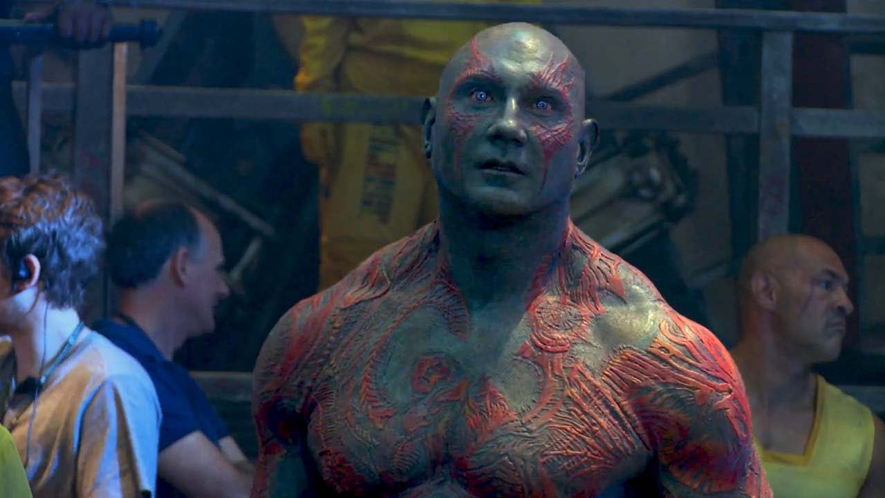 GUARDIANS OF THE GALAXY DRAX Character Trailer