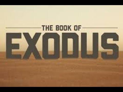 Exodus Chapter 7; Moses Tells Pharaoh To Let The Israelites Go.