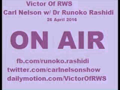 Dr Runoko Rashidi- Bleaching in Africa, white/light imagery, Good/bad hair  26 April 2016