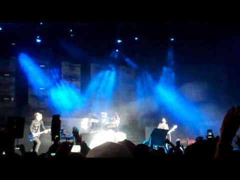 Skillet- Whispers in the Dark Creation NW 2011