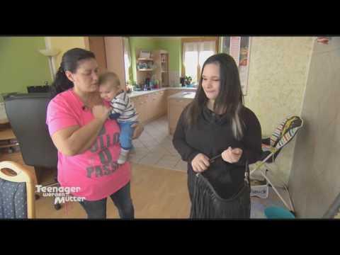 Teenager werden Mütter Staffel 10: Tamara ist wieder ...  Teenager werden...