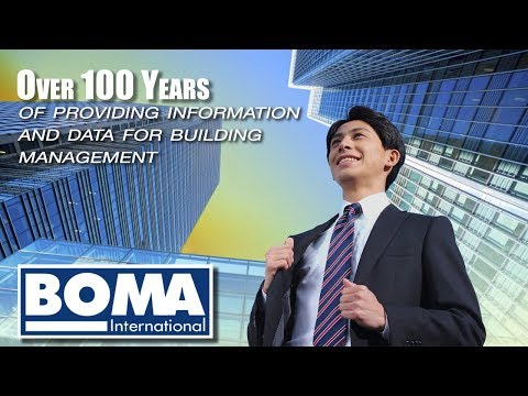 The Benefits Of A BOMA Membership 2018